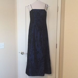 Night Way Collection women's dress + shawl size 6